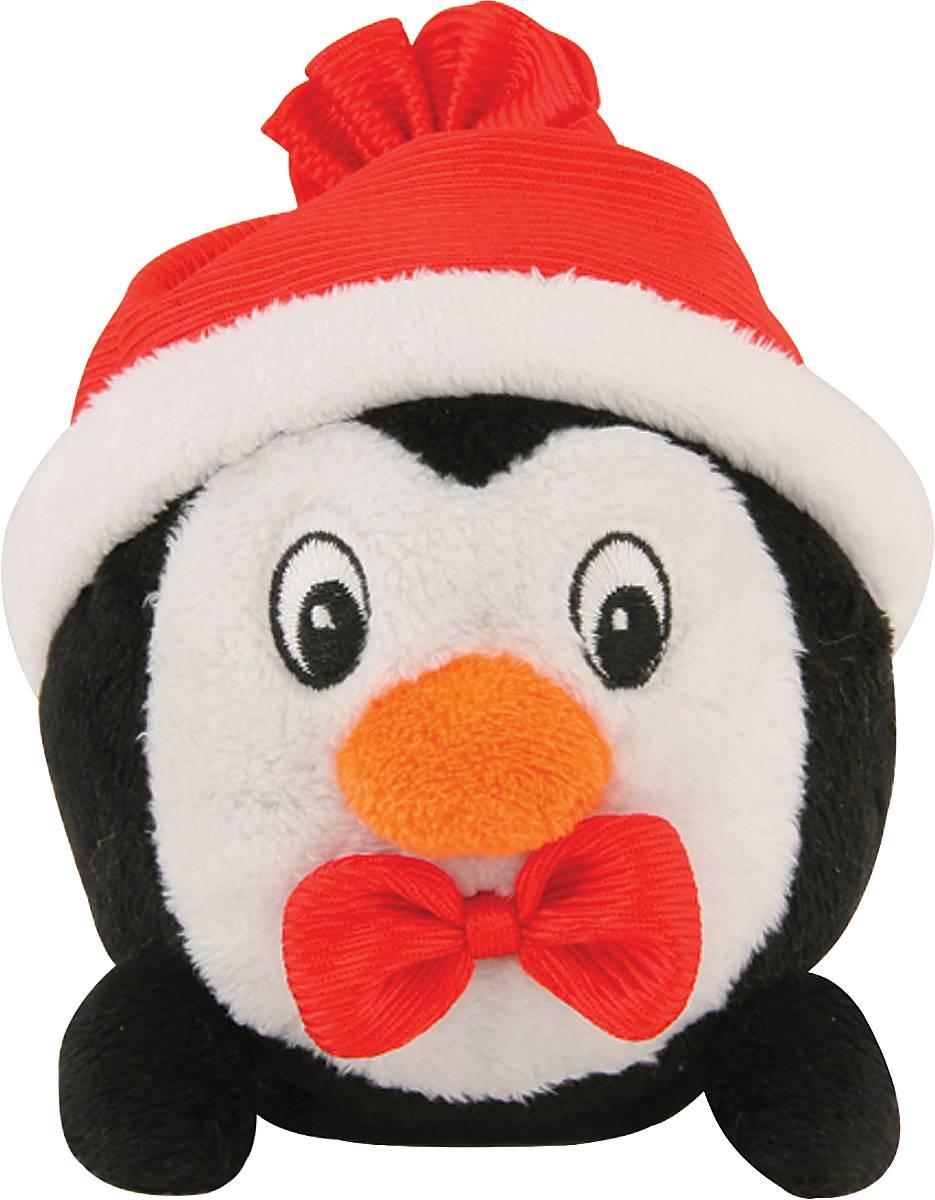 Игрушка новогодняя мягкая Mister Christmas Пингвин, высота 12 смDP-02/3-3GМягкая новогодняя игрушка Mister Christmas Пингвин, изготовленная из текстиля, прекрасно подойдет для праздничного декора дома. Изделие можно разместить в любом понравившемся вам месте. Новогодняя игрушка несет в себе волшебство и красоту праздника. Создайте в своем доме атмосферу веселья и радости, украшая дом красивыми игрушками, которые будут из года в год накапливать теплоту воспоминаний.Высота игрушки: 12 см.
