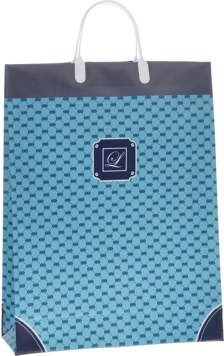 Пакет подарочный Bello, 32 х 10 х 42 см. BAL 119BAL 119Подарочный пакет Bello, изготовленный из пищегого полипропилена, станет незаменимым дополнением к выбранному подарку. Дно изделия укреплено плотным картоном, который позволяет сохранить форму пакета и исключает возможность деформации дна под тяжестью подарка. Для удобной переноски на пакете имеются две пластиковые ручки.Подарок, преподнесенный в оригинальной упаковке, всегда будет самым эффектным и запоминающимся. Окружите близких людей вниманием и заботой, вручив презент в нарядном, праздничном оформлении.Грузоподъемность: 12 кг.Морозостойкость: до -30°С.