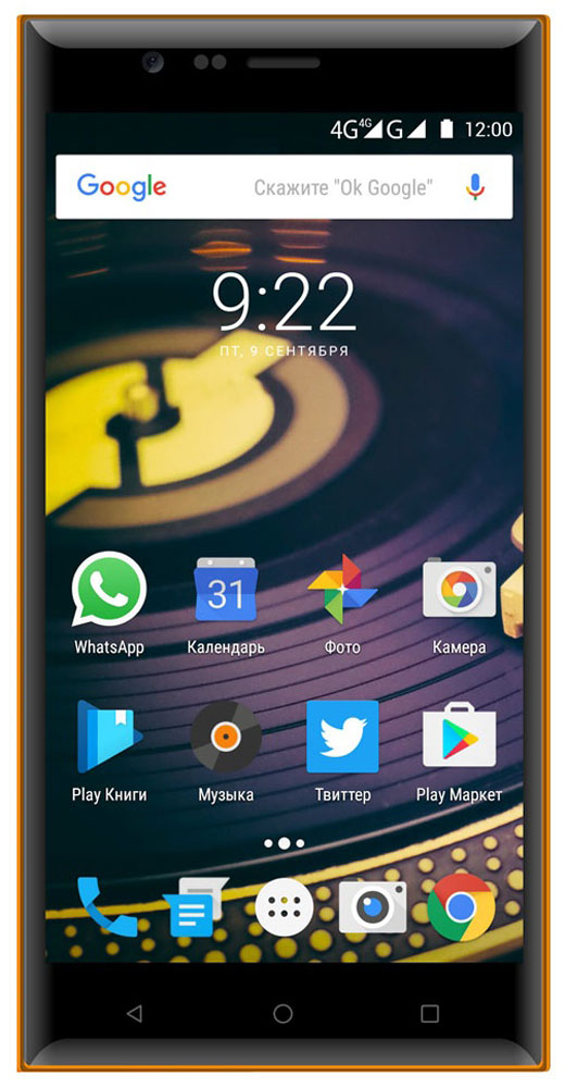 Highscreen Boost 3 SE Pro, Blue Orange23522Highscreen Boost 3 Pro SE- это знаменитая модель в обновленном варианте. Версия Pro отличается от обычной увеличенным объёмом встроенной и оперативной памяти.При идентичных размерах с Boost 3 Pro, обновлённый вариант смартфона с модификацией SE имеет ещё более мощные батареи в 3100 и 6900 мАч. Прочие ключевые параметры телефона сохранены: великолепный звук, рекордная автономность, сочный экран, мощный процессор.В данной модели используется прямая передача аудиопотока на внутренний DAC в обход ограничений операционной системы Android, которая осуществляет даунсемплинг любого сигнала с частотой дискретизации выше 48 kHz. Фирменный плеер обеспечит максимальное хорошее качество звука. Highscreen Boost 3 SE Pro воспроизводит все популярные форматы файлов, включая wav, flac, mp3 и DSD. Аппарат поддерживает UPnP/DLNA, воспроизведение файлов из сети с доступом по Samba, потоковое аудио с радиостанций (поддерживаются потоки .m3u, .pls, .asx и AAC/mp3).Попробуйте быструю скорость мобильного интернета 4G/LTE, который не уступает Wi-Fi и в 5 раз выше скорости 3G. Смартфон обеспечит загрузку файлов, игр, видео и приложений за какие-то секунды.Сенсор 13 Мпикс камеры выполнен по технологии ISOCELL, повышающей светочувствительность на 30% по сравнению с обычными BSI-сенсорами. Камера обладает улучшенной точностью цветопередачи, в том числе в условиях недостаточной освещенности. Фазовый автофокус обеспечивает мгновенную (0.1 с) и точную фокусировку.Шестилинзовая оптика, выполненная по технологии Blue Glass, обеспечивает получения великолепных снимков без каких-либо искажения цветовой гаммы, независимо от положения объекта относительно центра снимка. Имеется режим профессиональной интерполяции до 24 Мпикс, в котором фото собирается из шести кадров.Highscreen Boost 3 SE обладает фирменной технологией Dual Power. В комплекте с аппаратом поставляются два аккумулятора разной ёмкости (3100 мА и 6900 мАч), каждый со своей задней крышкой.Яркий и ко