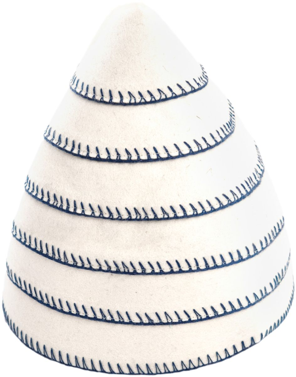 Шапка для бани и сауны Matti (Матти), цвет: бежевый. Размер М. 164164 MИзысканная утонченность шапок Matti (Матти), выполненных из натурального фетра, радует идеальной выделкой шерсти, что делает их удивительно гигроскопичными и защищает от высоких температур в парной. Особые дизайнерские находки нашли свое воплощение в необычном крое и высокой комфортности изделий. Контрастная окантовка привлекает внимание, объединяя благородство форм и лаконичность стиля. Характеристики: Цвет: бежевый. Материал: фетр. Размер шапки: M. Максимальный обхват головы (по основанию шапки): 66 см. Высота шапки: 24 см. Производитель: Россия. Артикул: 164.