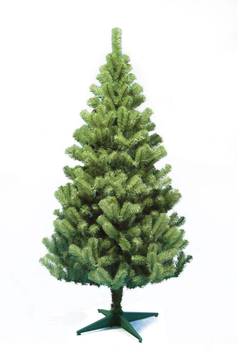 Ель искусственная  Вирджиния , цвет: зеленый, высота: 210 см - Елки
