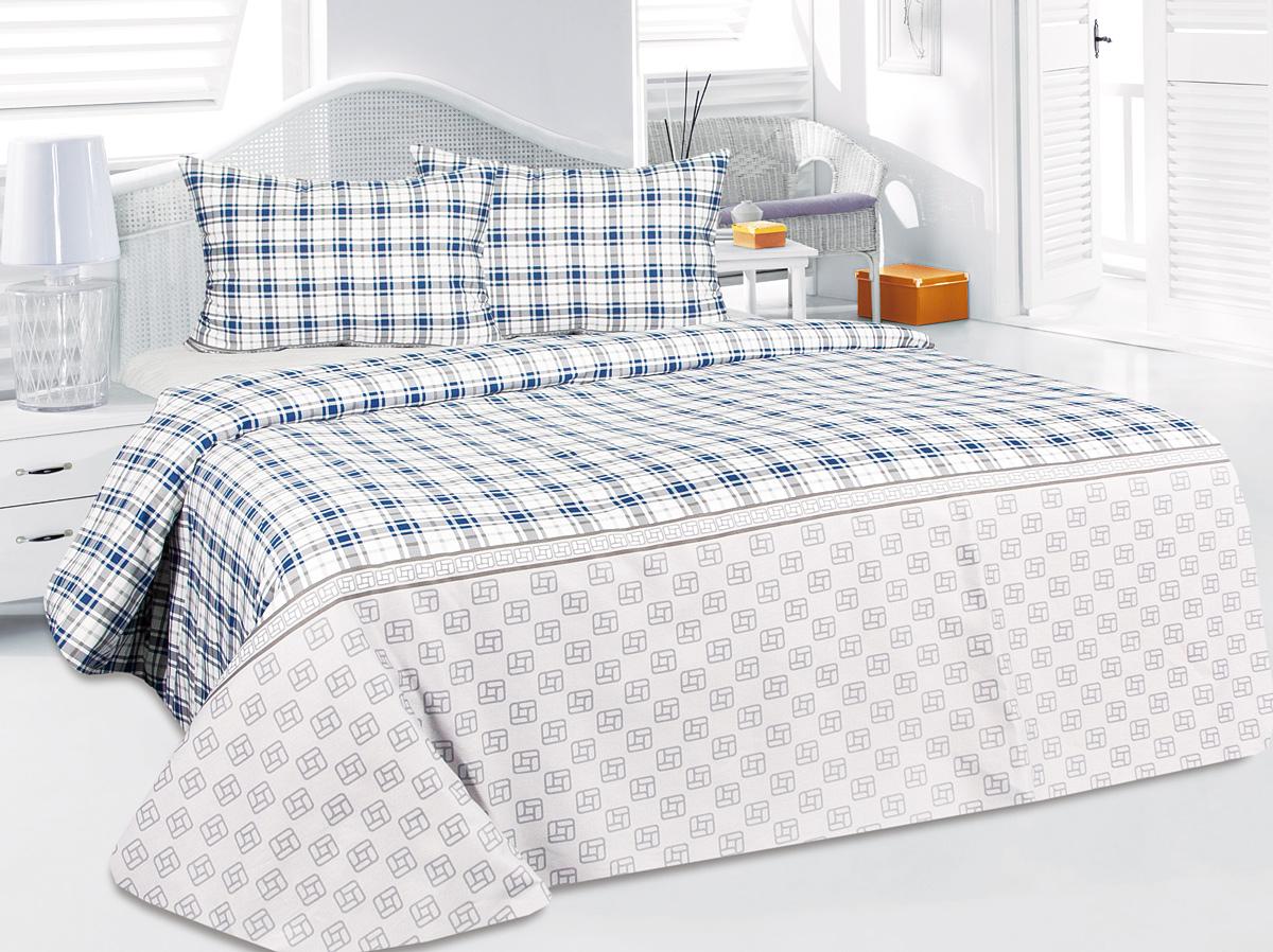 Комплект белья Tete-a-Tete Матиас, 2-спальный, наволочки 50x70 комплект постельного белья quelle tete a tete 1011109 1 5сп 70х70 2