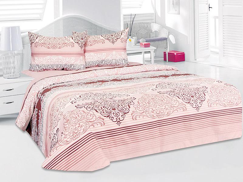 Комплект белья Tete-a-Tete Клити, 2-спальный, наволочки 50x70 комплект постельного белья quelle tete a tete 1011109 1 5сп 70х70 2