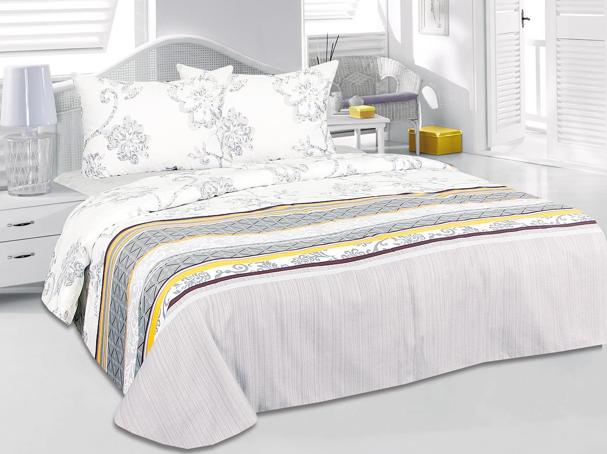 Комплект белья Tete-a-Tete Чара, 1,5-спальный, наволочки 50x70Т-2115-01Комплект белья Tete-a-Tete Чара изготовлен из органического 100% хлопка и состоит из пододеяльника, простыни и двух наволочек. Сатин - хлопчатобумажная ткань полотняного переплетения, одна из самых красивых, легких, мягких и приятных телу тканей, изготовленных из натурального волокна. Благодаря своей шелковистости и блеску сатин называют хлопковым шелком.Комплект постельного белья Tete-a-Tete Чара добавит изюминку в привычное оформление вашего интерьера и создаст уютную и теплую атмосферу или, наоборот, добавит ярких красок и расставит акценты.Советы по выбору постельного белья от блогера Ирины Соковых. Статья OZON Гид