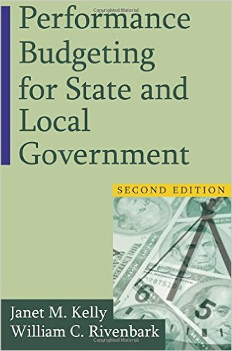 Performance Budgeting for State and Local Government citizen participation in budget processes