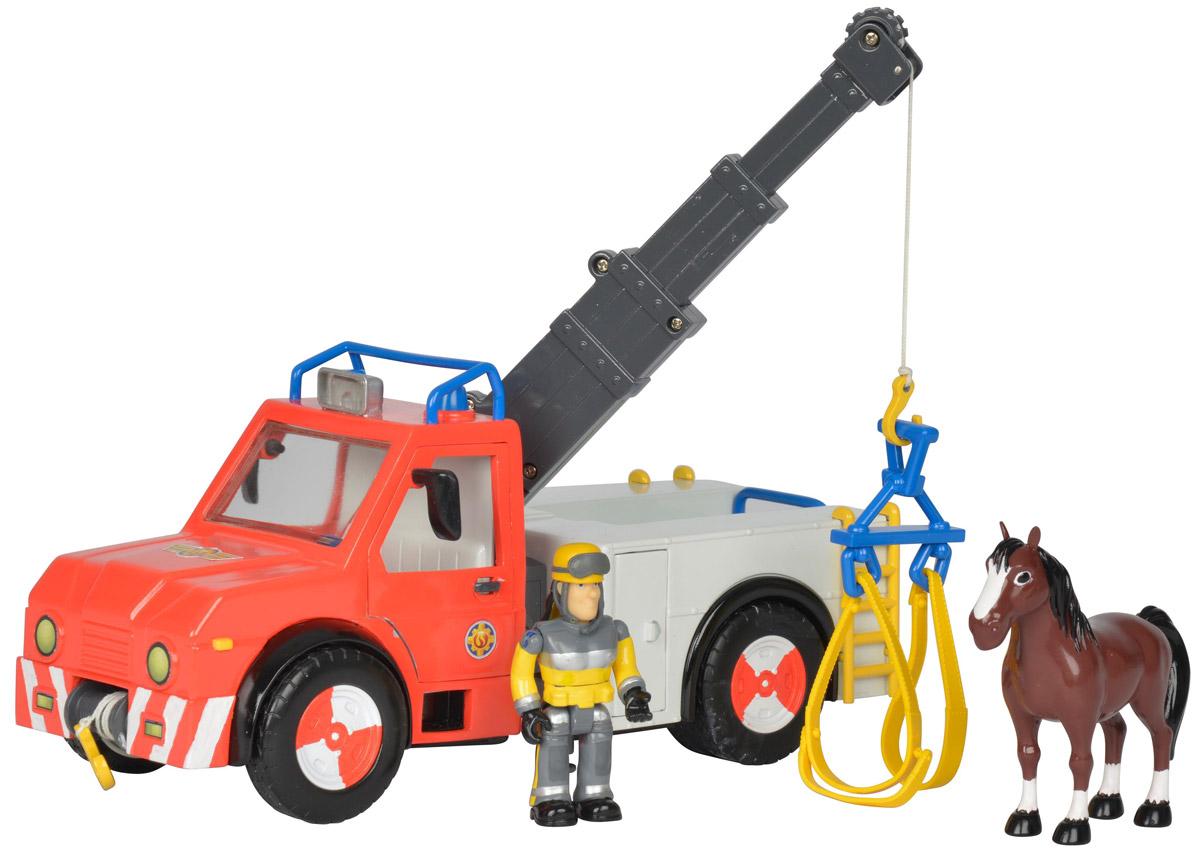 Dickie Toys Машина Phoenix dickie toys машина с краном airpump 31см