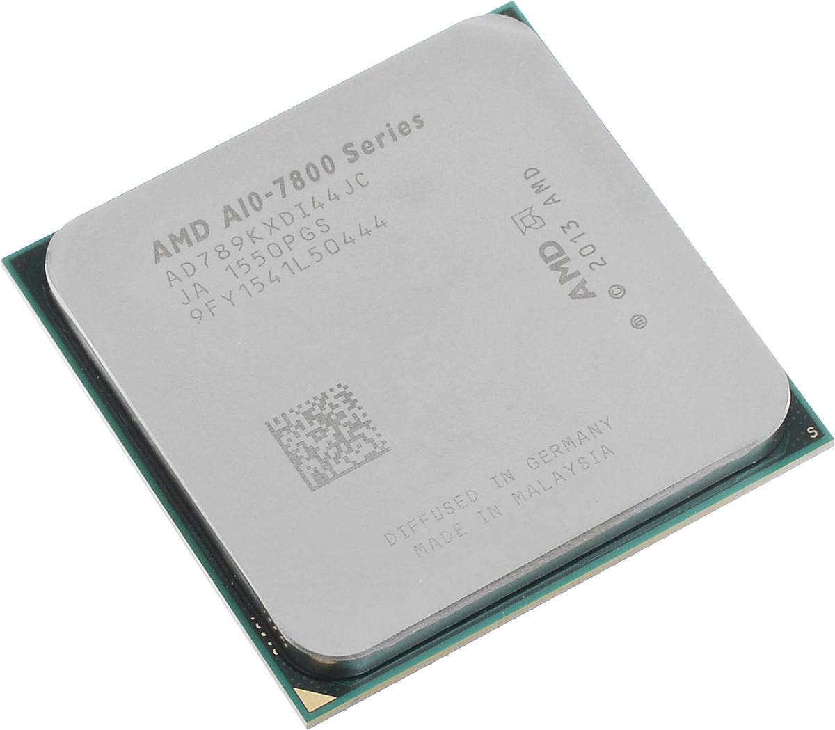 AMD A10-7890K процессор (AD789KXDI44JC)AD789KXDI44JCПроцессор AMD A10-7890K со встроенным видеоядром Radeon R7 подойдет для настольных персональных компьютеров, основанных на платформе AMD. Данная модель имеет разблокированный множитель, а также встроенный двухканальный контроллер памяти DDR3.Как собрать игровой компьютер. Статья OZON Гид