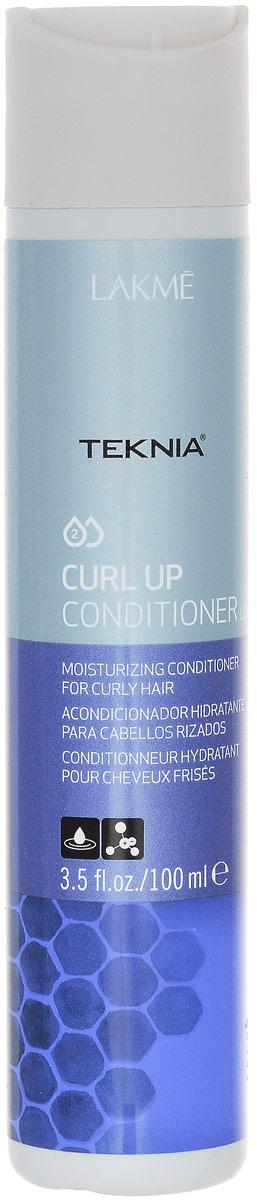 Lakme Кондиционер несмываемый увлажняющий для вьющихся волос и волос после химической завивки Conditioner leave-in, 100 мл47423Специальная pH - формула выравнивает кутикулярный слой волос, делает их эластичными и блестящими. Завитки сохраняются в течение длительного времени.Honeyquat – выработанный из меда, натуральный кондиционирующий агент, великолепно увлажняет волосы, дарит им шелковистость и защищает от агрессивного воздействия окружающей среды. Кондиционер несмываемый увлажняющий для вьющихся волос и волос после химической завивки Lakme Teknia Curl Up Conditioner leave-in cодержит WAA™ – комплекс растительных аминокислот, ухаживающий за волосами и оказывающий глубокое воздействие изнутри.