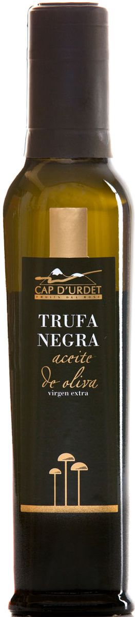 Cap d'Urdet Оливковое масло Extra Virgin с черным трюфелем, 250 мл мицелий грибов трюфель черный субстрат объем 60 мл