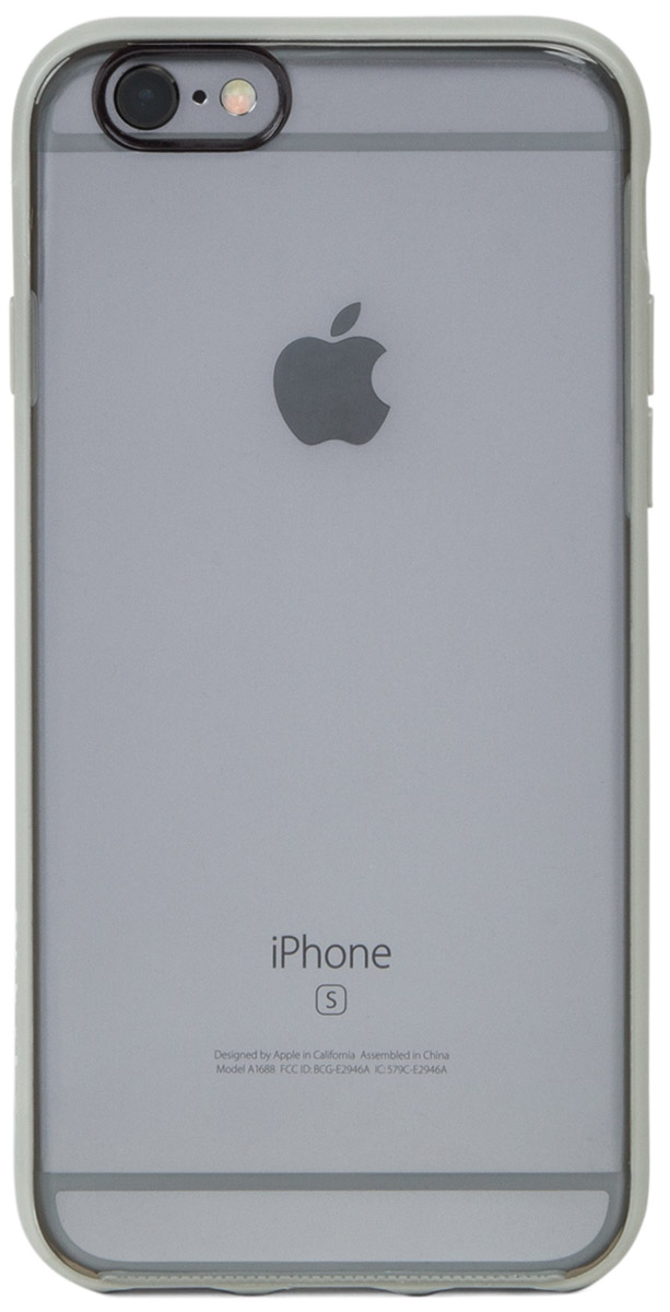 Incase Pop Case чехол для Apple iPhone 6 Plus/6s Plus, Clear Gray стоимость