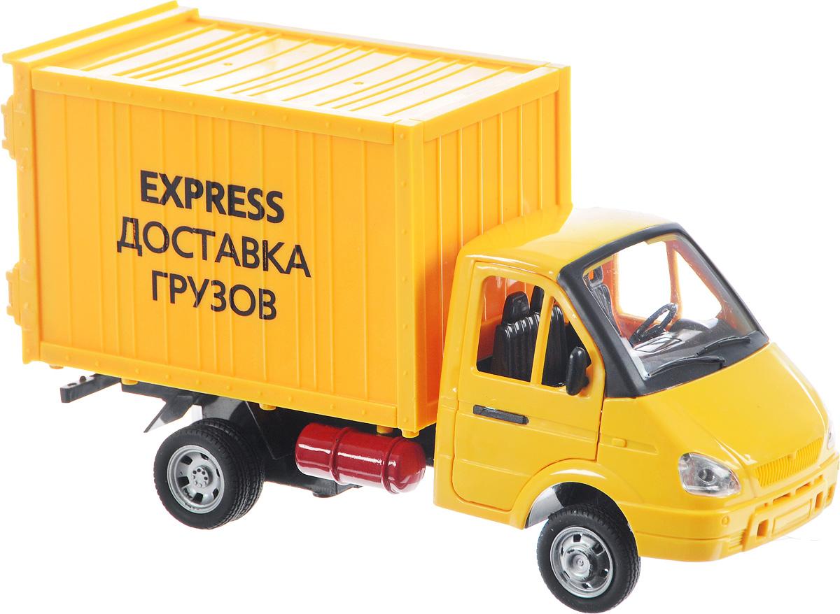 ТехноПарк Фургон инерционный Газель Доставка грузов доставка в иркутск