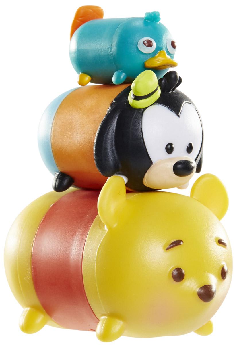 Tsum Tsum Набор фигурок Перри Гуфи Винни Пух new in box tsum tsum stack n play toy shop original