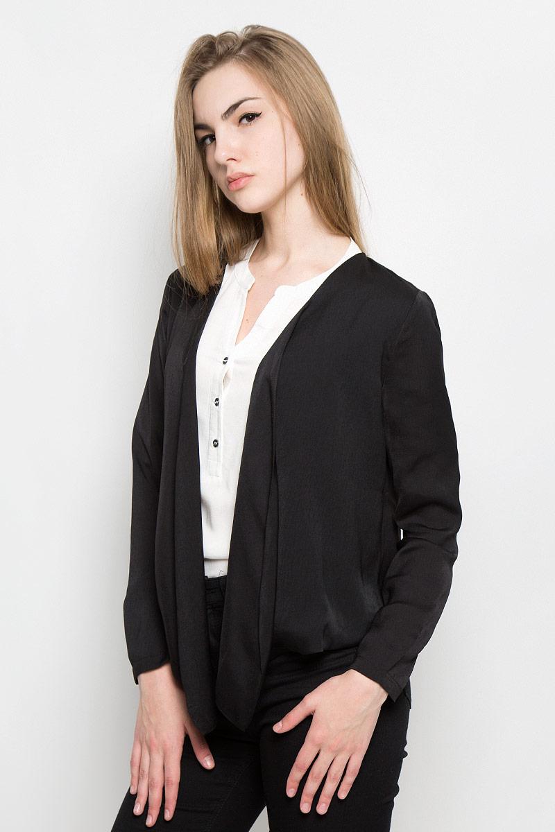 Жакет женский Broadway Viv, цвет: черный. 10156960_999. Размер L (48) пуловеры broadway пуловер