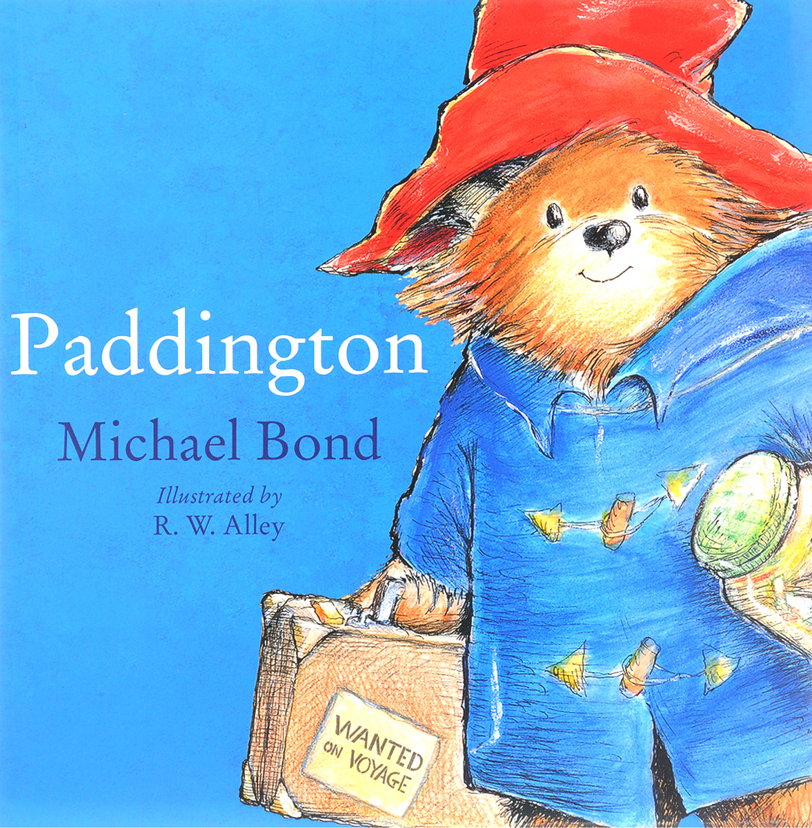Paddington Bear paddington at work