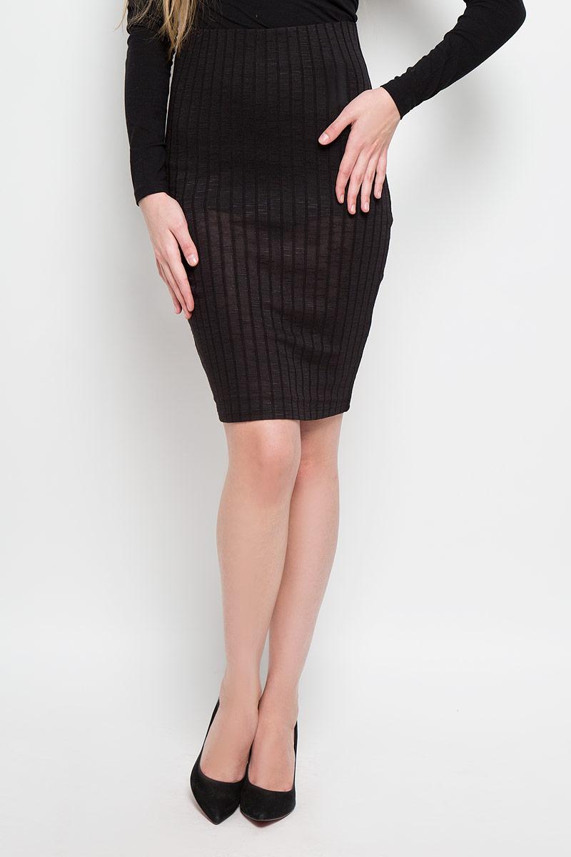 Юбка Broadway Sevi, цвет: черный. 10156901_999. Размер M (46) пуловеры broadway пуловер