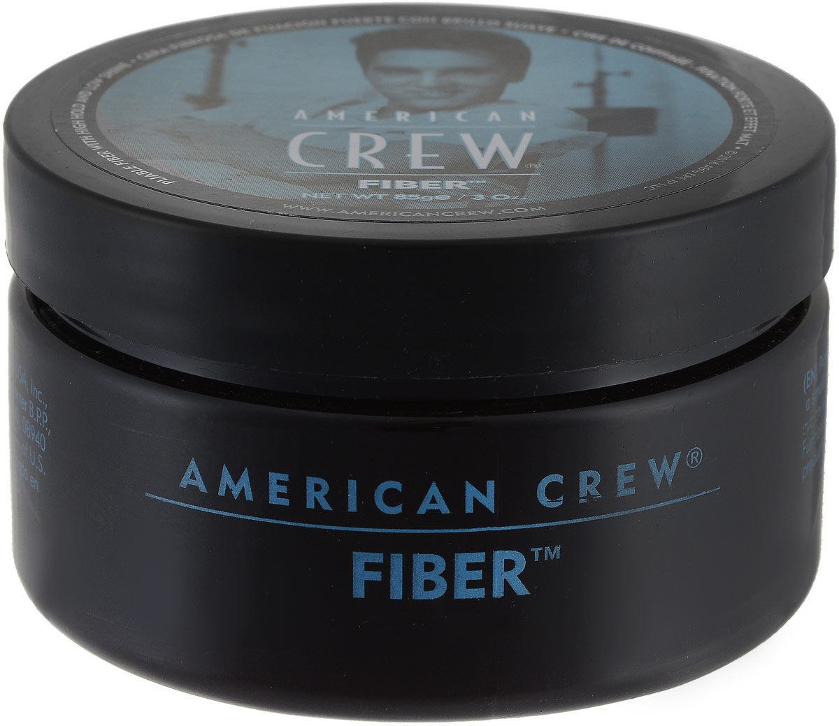 American Crew Паста высокой фиксации с низким уровнем блеска Fiber Gel 85 г american crew паста для укладки волос defining paste 85 мл