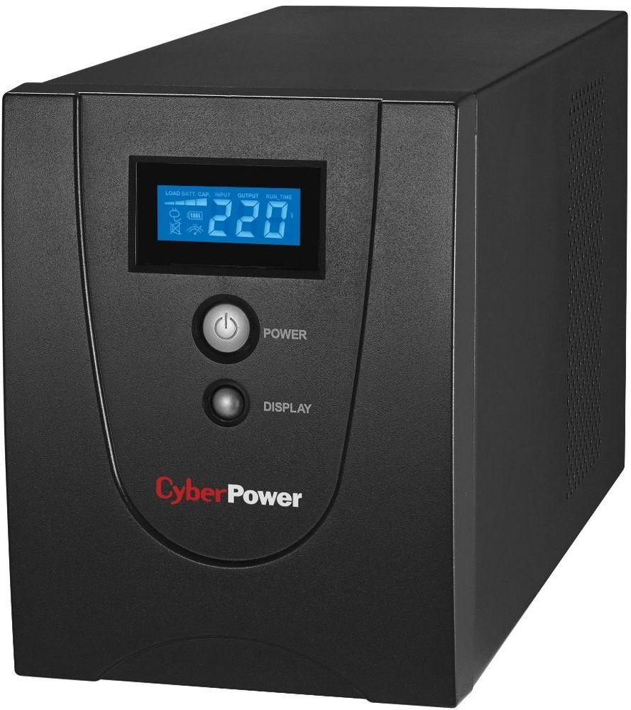 CyberPower Value1500EILCD ИБП защита от скачков напряжения 220в