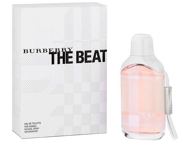 "Burberry ""The Beat"" Туалетная вода женская, 50 мл"