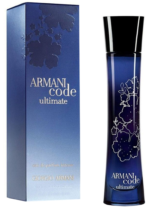 Giorgio Armani Code Ultimate Парфюмерная вода женская, 50 мл парфюмерная вода clean ultimate объем 30 мл