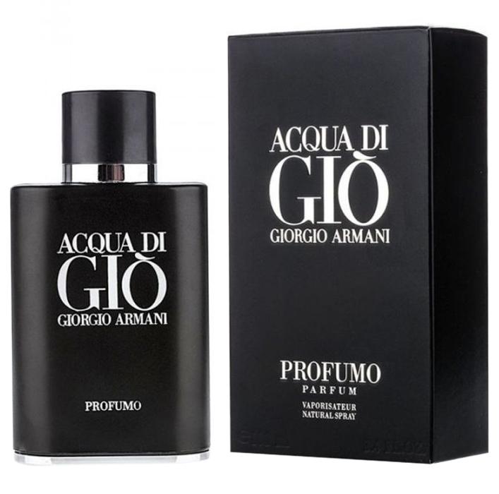 Giorgio Armani Acqua Di Gio Profumo Парфюмерная вода мужская, 40 мл giorgio armani парфюмерный набор мужской acqua di gio profumo 3 предмета