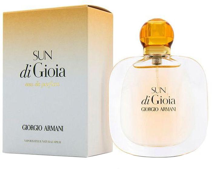 Giorgio Armani Acqua di Gioia Sun lady Парфюмерная вода женская, 30 мл armani acqua di gioia lady edt 50 ml