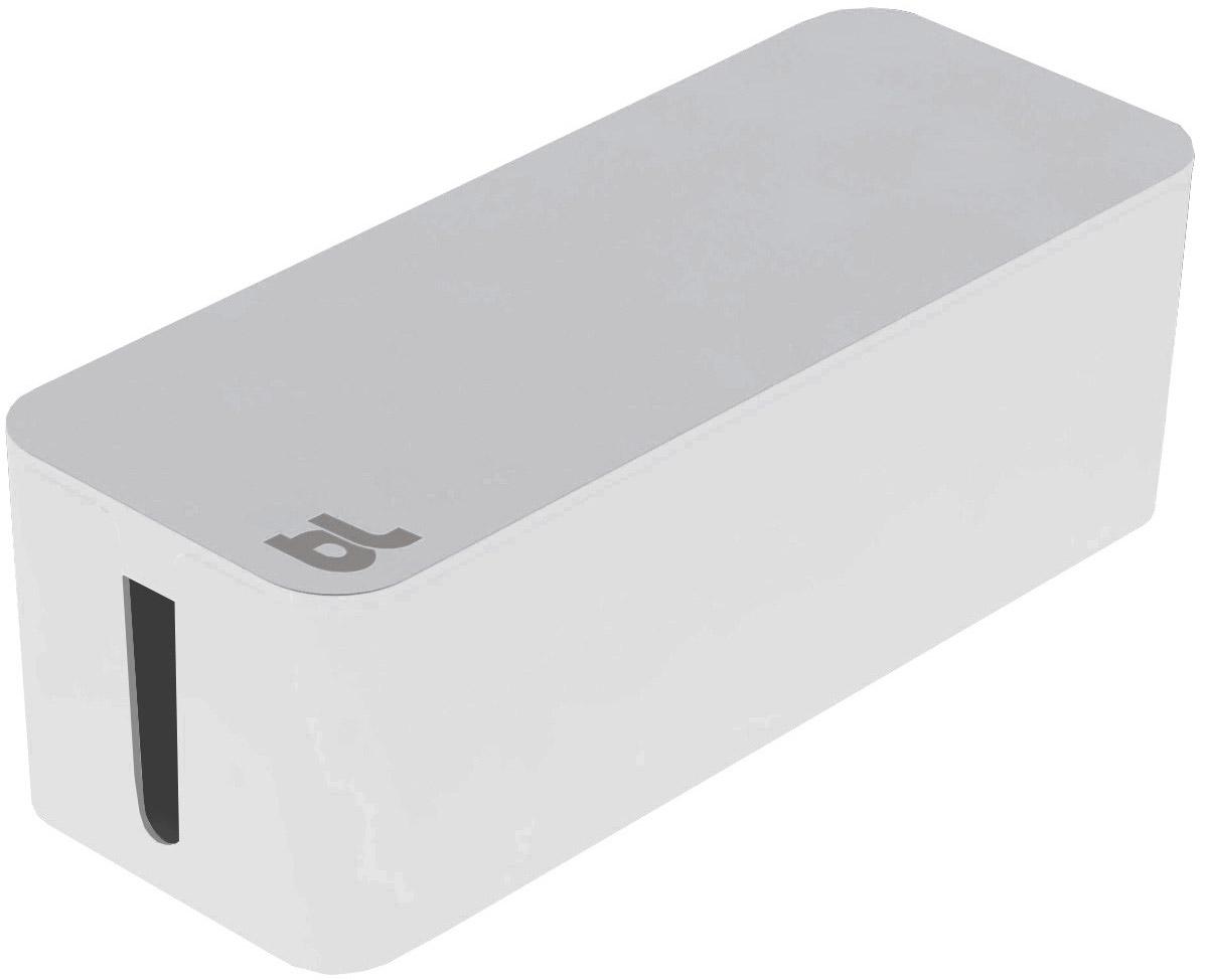 Bluelounge CableBox Mini, White бокс для хранения проводов и сетевого фильтра - Сетевые фильтры, тройники и удлинители