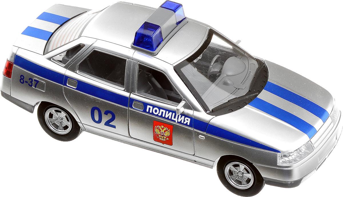 ТехноПарк Машина Lada 110 Полиция технопарк игровой набор полиция