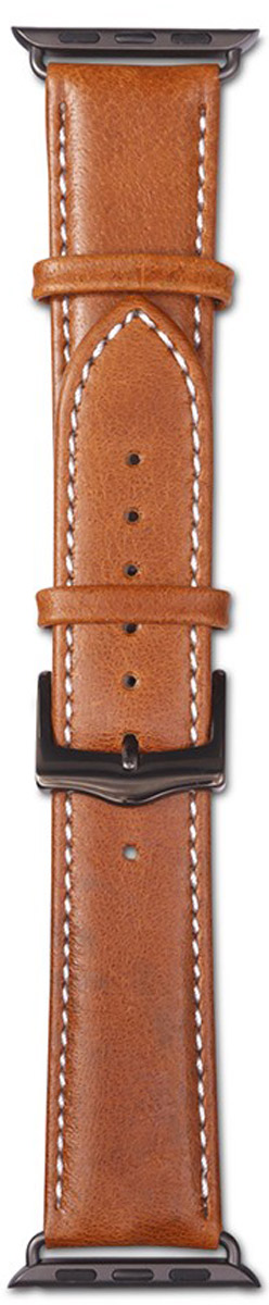Dbramante1928 Copenhagen Watch Strap, Tan Dark Grey ремешок для Apple Watch (38 мм) copenhagen