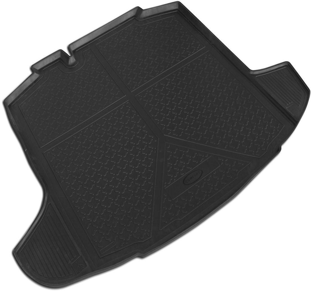 Коврик багажника Rival для Renault Logan 2005-2014, полиуретан14702003Коврик багажника Rival позволяет надежно защитить и сохранить от грязи багажный отсек вашего автомобиля на протяжении всего срока эксплуатации, полностью повторяют геометрию багажника.- Высокий борт специальной конструкции препятствует попаданию разлитой жидкости и грязи на внутреннюю отделку.- Произведен из первичных материалов, в результате чего отсутствует неприятный запах в салоне автомобиля.- Рисунок обеспечивает противоскользящую поверхность, благодаря которой перевозимые предметы не перекатываются в багажном отделении, а остаются на своих местах.- Высокая эластичность, можно беспрепятственно эксплуатировать при температуре от -45°C до +45°C.- Коврик изготовлен из высококачественного и экологичного материала, не подверженного воздействию кислот, щелочей и нефтепродуктов. Уважаемые клиенты! Обращаем ваше внимание, что коврик имеет форму, соответствующую модели данного автомобиля. Фото служит для визуального восприятия товара.