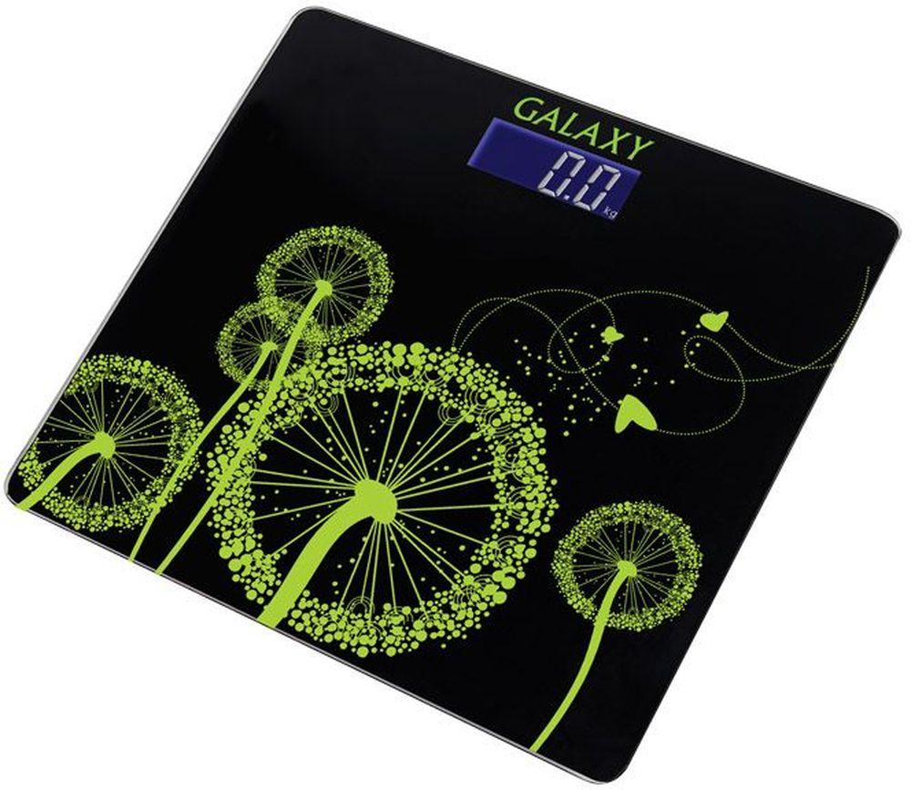 Galaxy GL4802 напольные весы4630003362599Электронные весы Galaxy GL4802 разработаны специально для тех, кто следит за своим здоровьем и физической формой. Стильный дизайн, ультратонкий корпус, большой дисплей! Сверхточная сенсорная система датчиковЖидкокристаллический дисплей с подсветкой