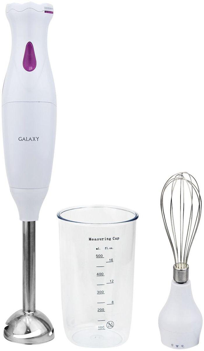 Galaxy GL 2120 блендер4650067302553Мощный блендер Galaxy GL 2120 великолепно справляется с непростыми задачами на кухне. Долговечный мотор с низким уровнем шума является бесспорным гарантом надежности и выносливости! Благодаря плавной регулировке скорости можно быстро и качественно измельчать, взбивать и смешивать различные типы продуктов!