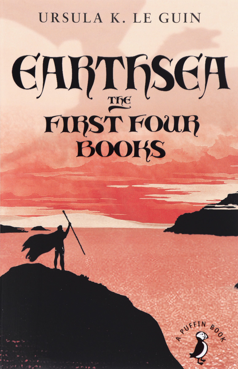Earhsea: The First Four Books an area of darkness