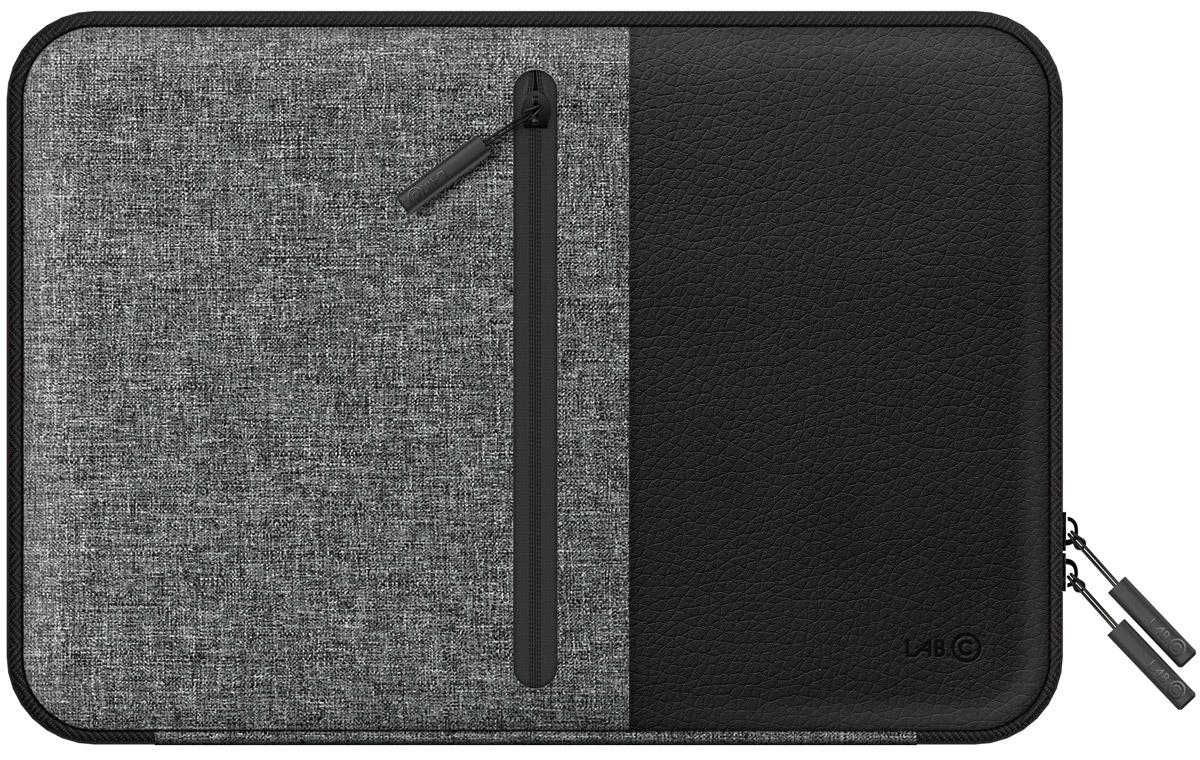 LAB.C Pocket Sleeve, Black чехол для ноутбука 15 pocket scale mh 300