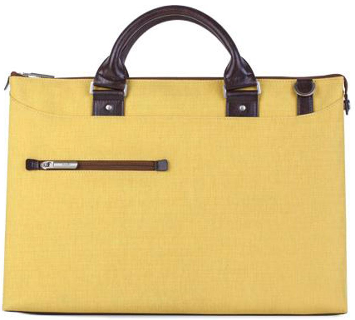 Moshi Urbana Slim, Tuscan Yellow сумка для ноутбука 1599MO078721