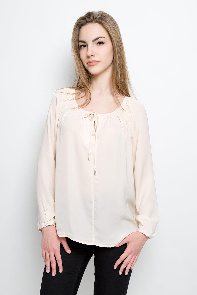 Блузка женская Broadway Talika, цвет: светло-персиковый. 10156911_055. Размер L (48) broadway блузка