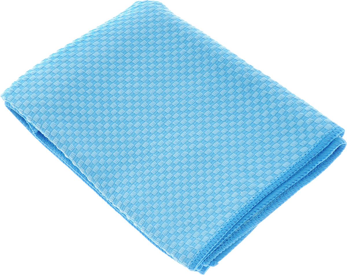 Полотенце кухонное Home Queen, цвет: голубой, 40 х 60 см bon appetit кухонное полотенце aquarelle 38х63 см