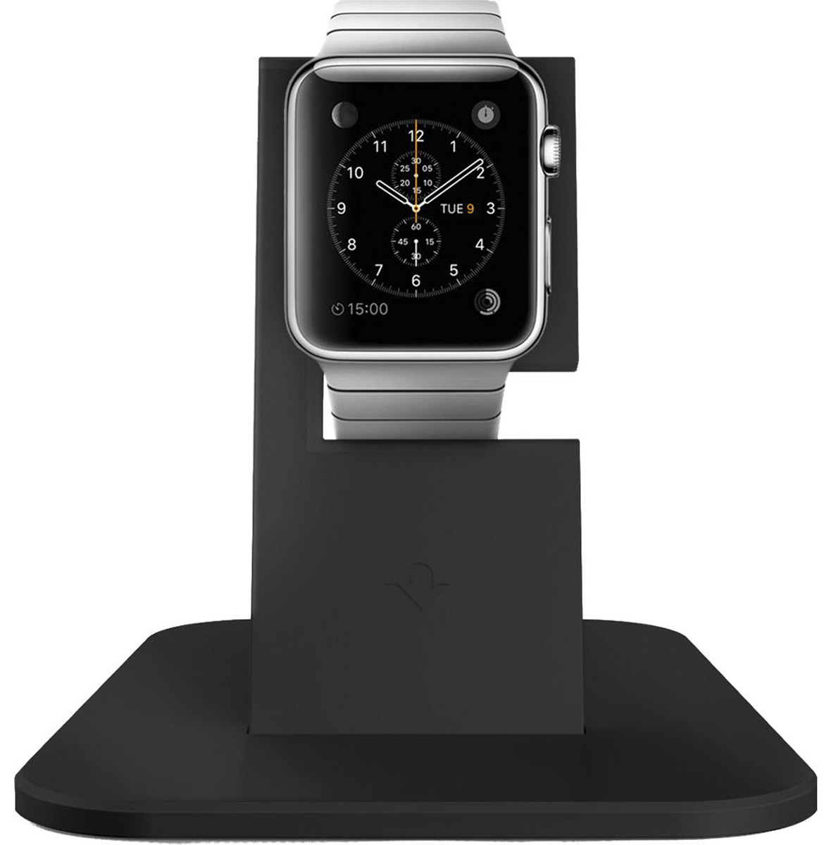 Twelve South HiRise, Black подставка для Apple Watch12-1504