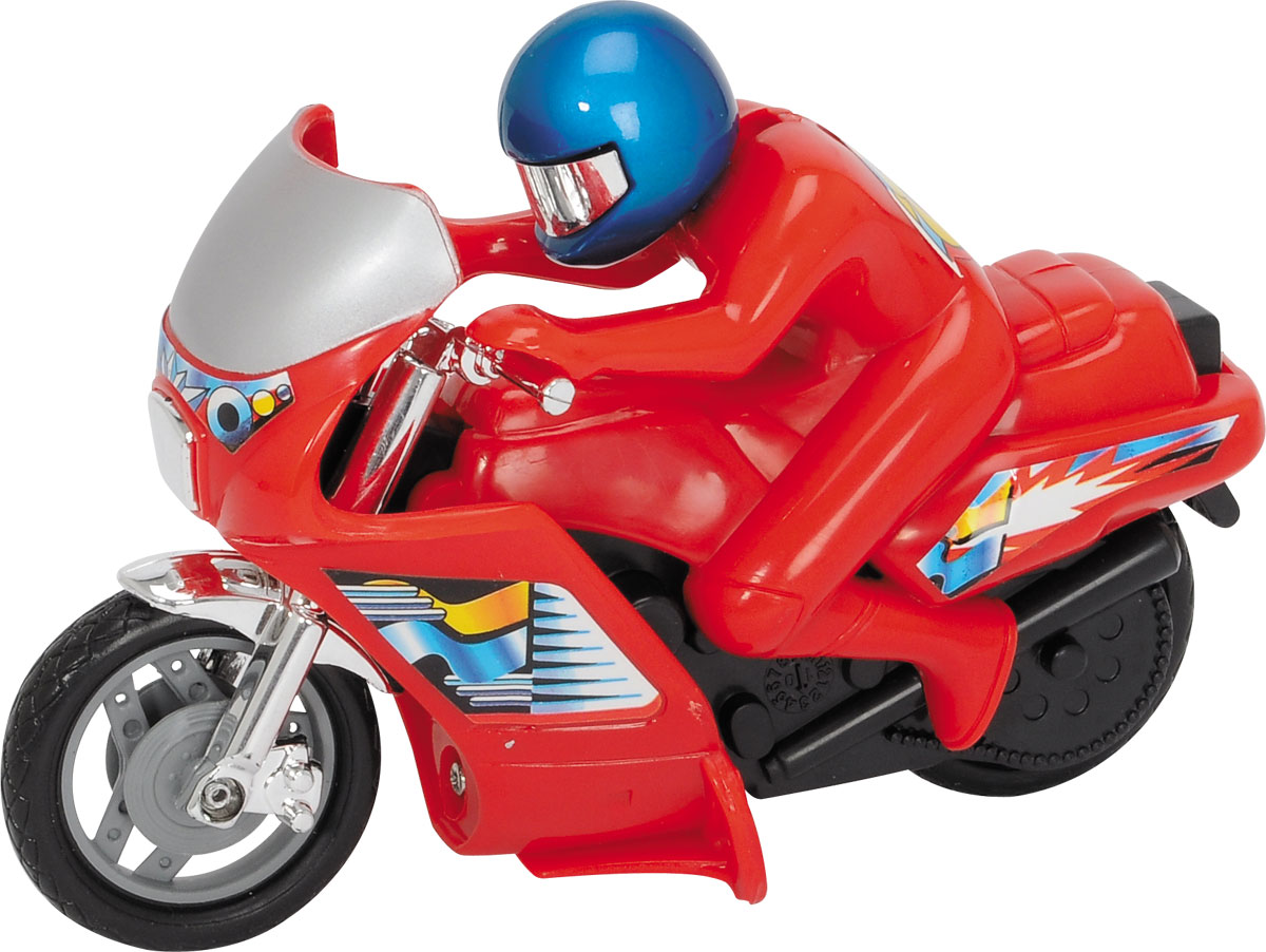 Dickie Toys Мотоцикл Power Bike