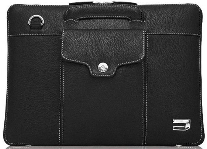 Urbano Leather Habdbagсумка для Apple Macbook 13, Black