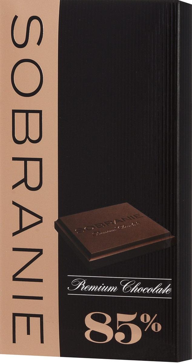 Sobranie горький шоколад, 90 г победа вкуса шоколад горький 90 г