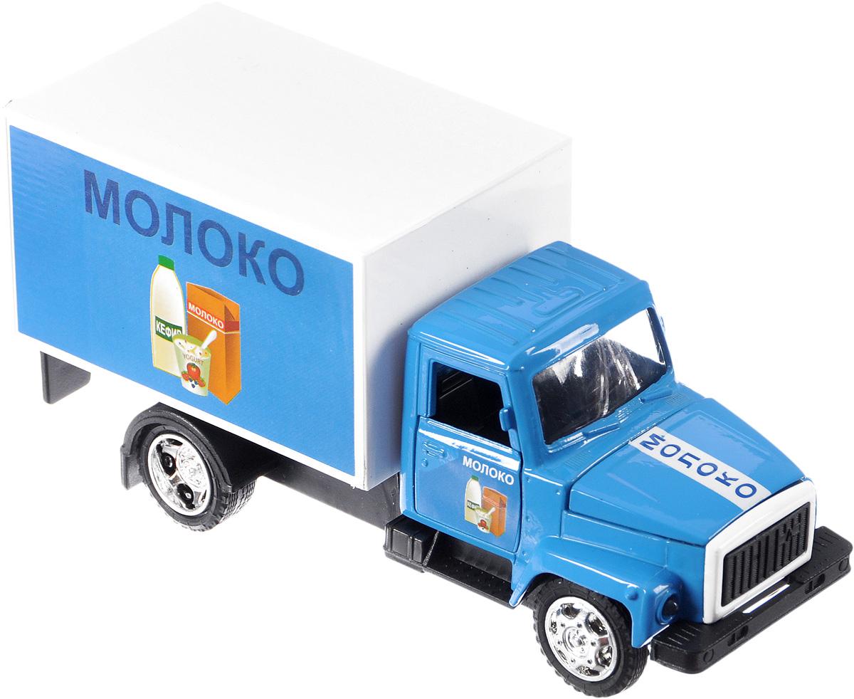 ТехноПарк Машина инерционная ГАЗ-3307 Молоко насос водяной 3307 евро 3 с вязкостной муфтой с прокладкой двойной ресурс