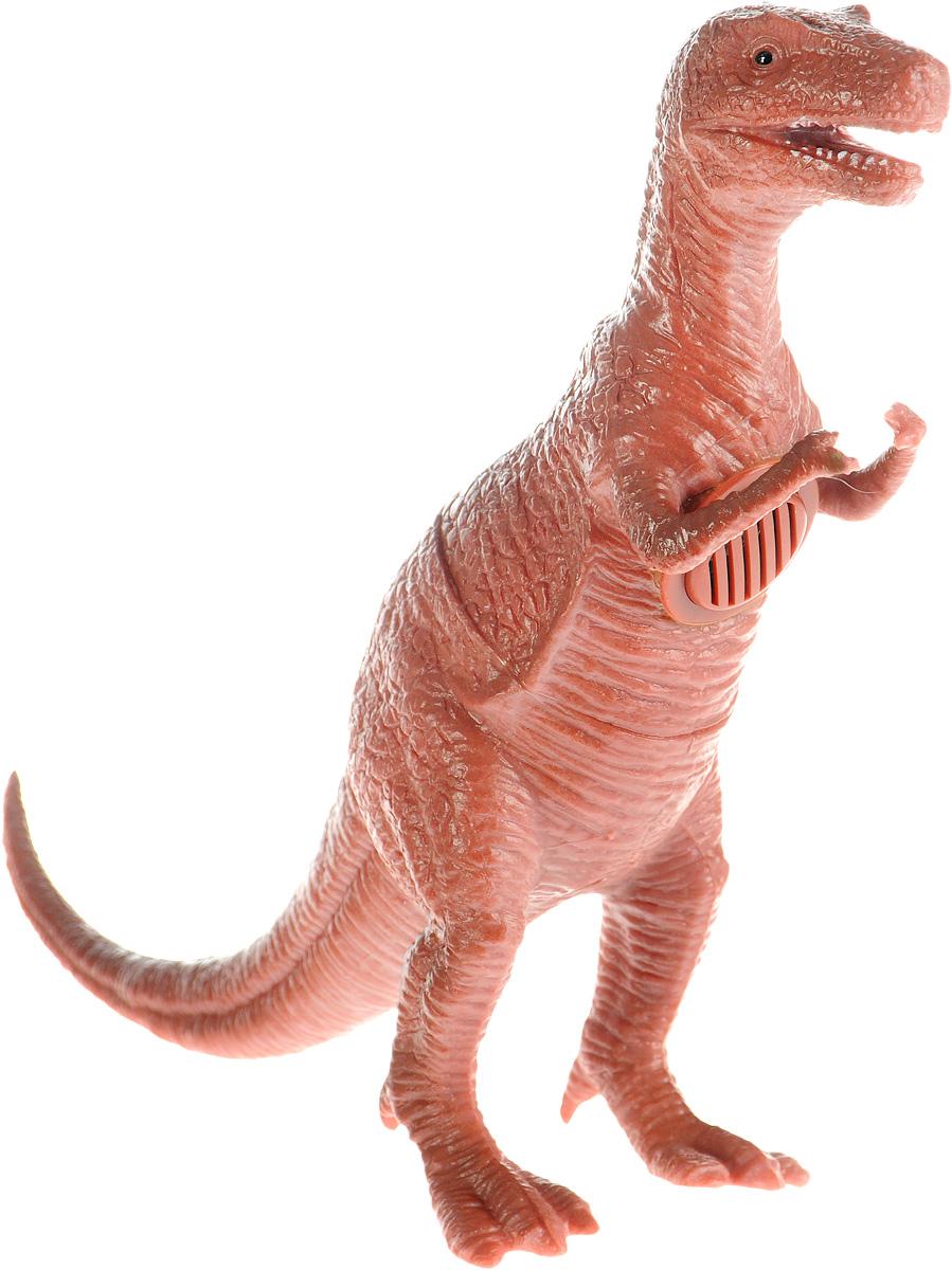 Играем вместе Фигурка Динозавр цвет коричневый набор фигурок играем вместе рассказы о животных кошки и собаки 12 шт