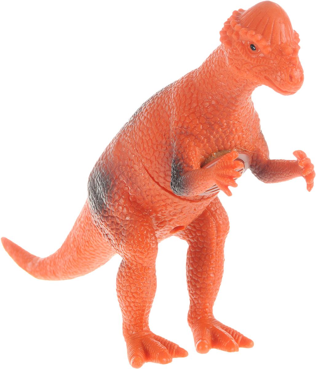 Zakazat.ru Играем вместе Фигурка Динозавр цвет оранжевый
