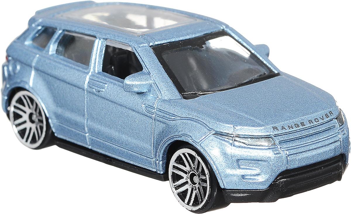 ТехноПарк Модель автомобиля Land Rover Range Rover Evoque цвет голубой pitstop модель автомобиля range rover evoque цвет белый