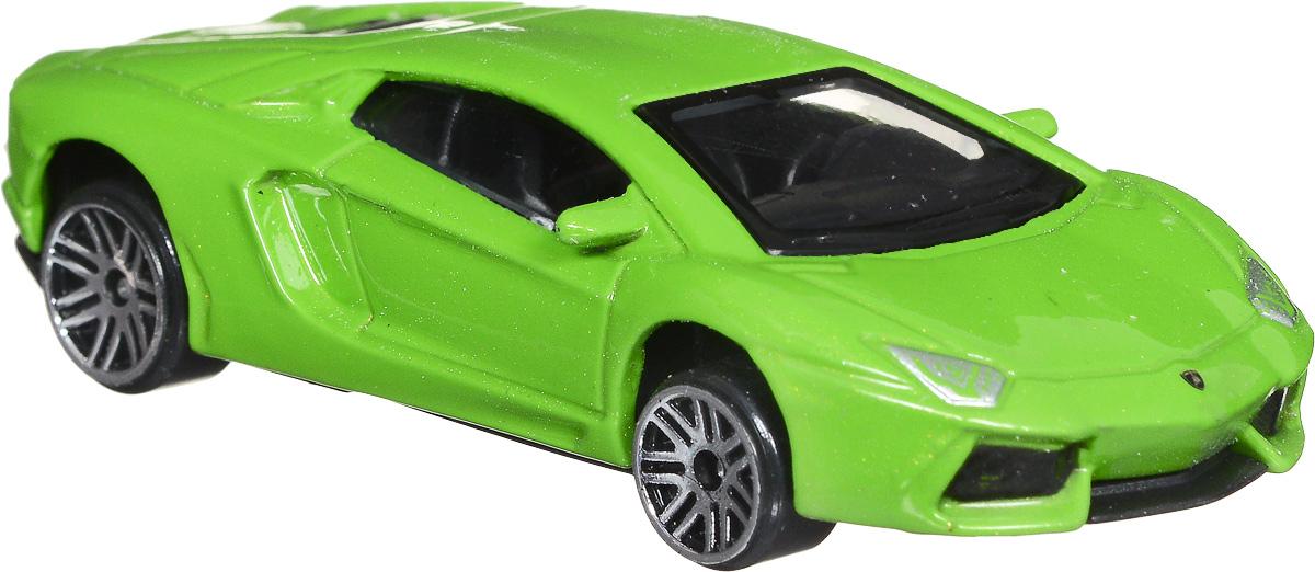 ТехноПарк Модель автомобиля Lamborghini LP-700 цвет зеленый bburago сборная модель автомобиля lamborghini reventon цвет белый