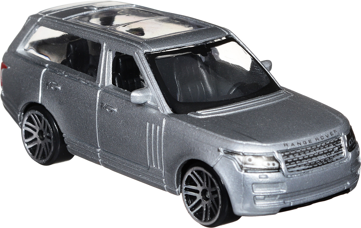 ТехноПарк Модель автомобиля Land Rover Range Rover цвет серебристый pitstop модель автомобиля range rover evoque цвет белый