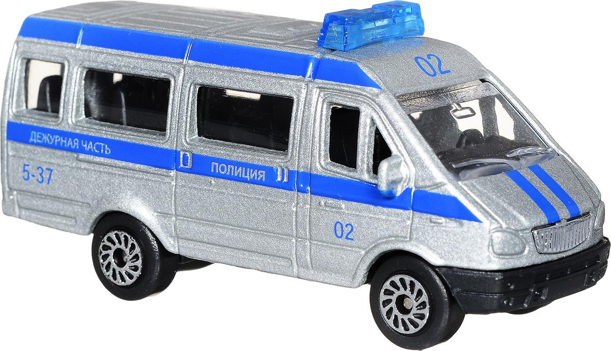 ТехноПарк Модель автомобиля Газель Дежурная часть цвет серебристый