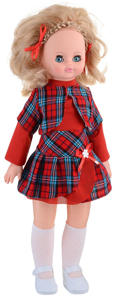 Весна Кукла озвученная Эльвира цвет одежды красный синий весна кукла озвученная оля цвет одежды белый розовый голубой