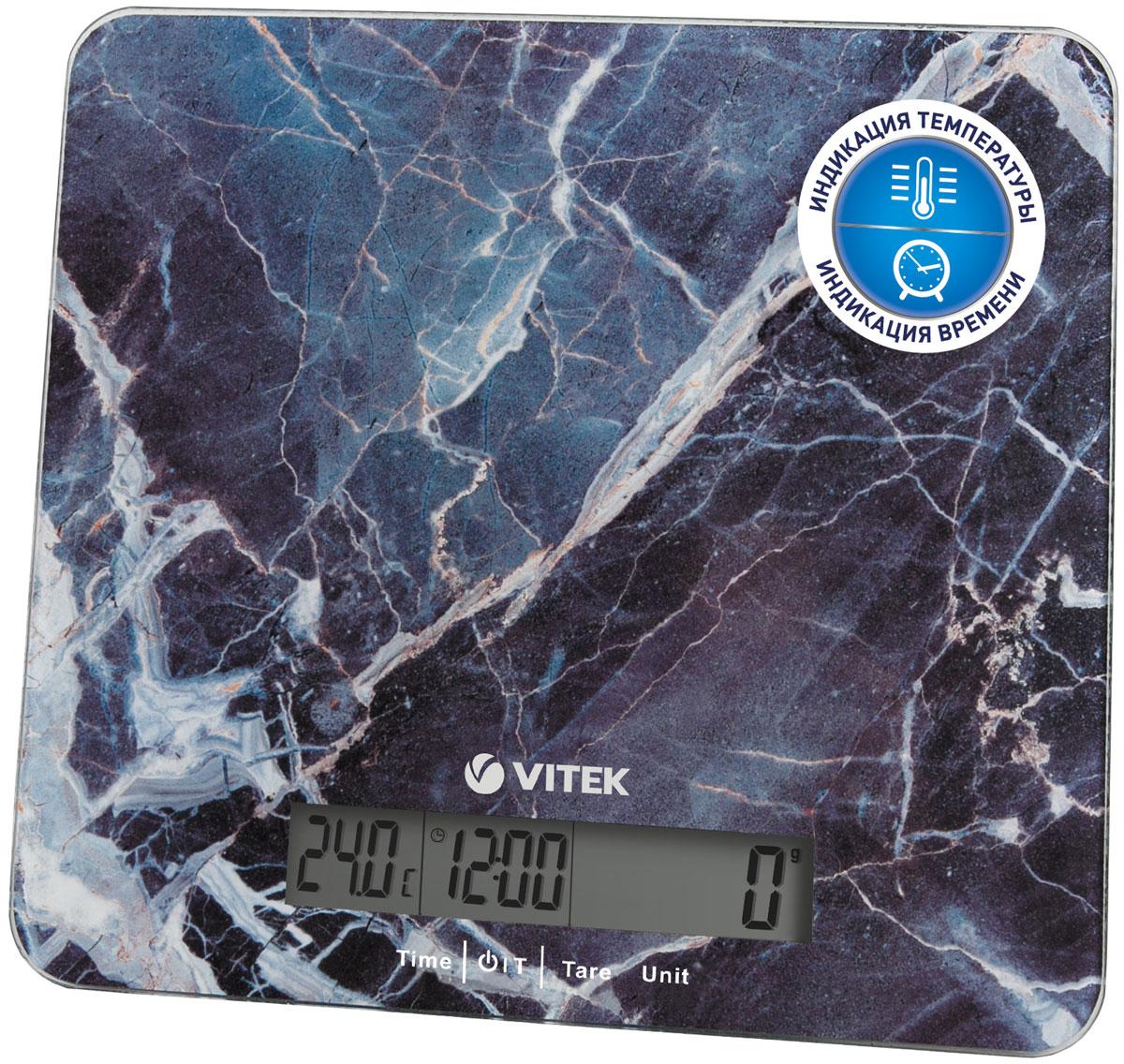 Vitek VT-8022 BK кухонные весы - Кухонные весы