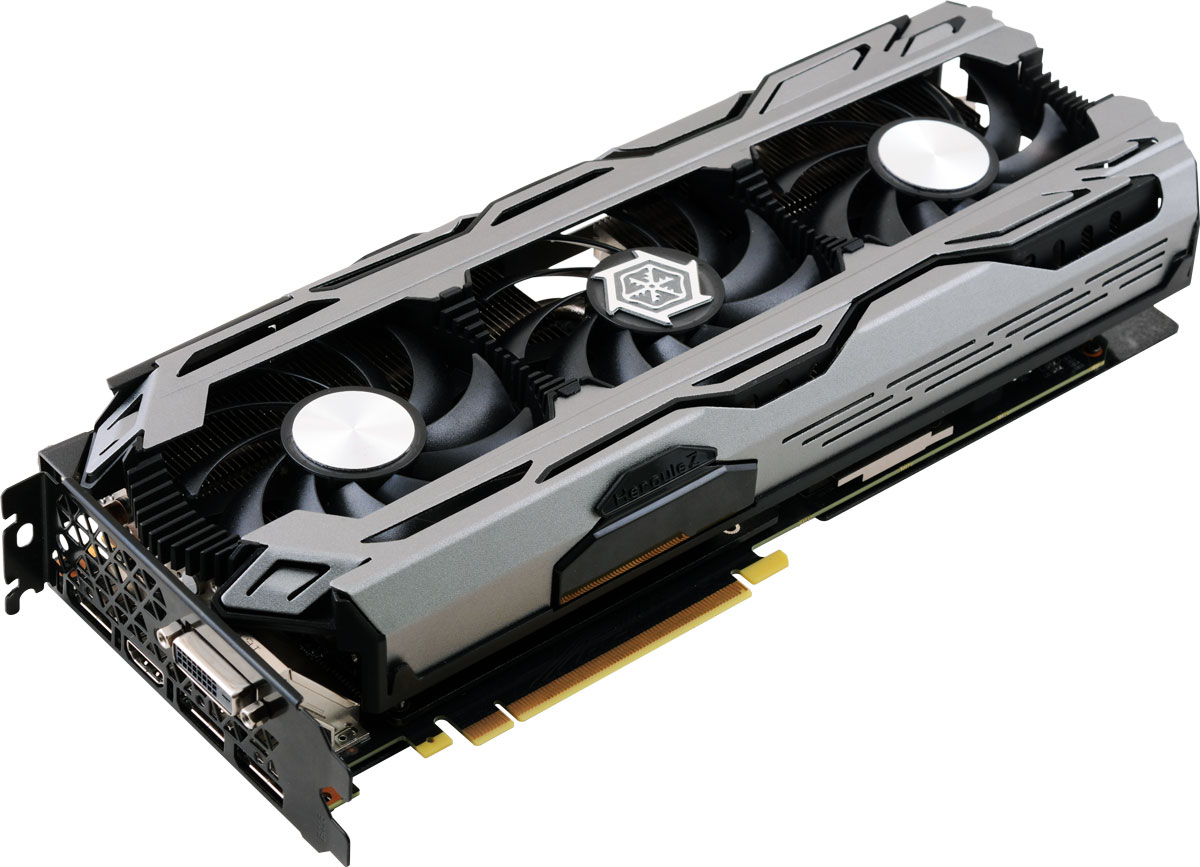 Inno3D GeForce GTX 1080 iChill X3 8GB видеокарта